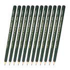 三菱 9800DX 6B铅笔 黑 单位:支