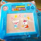 小怪熊 2118 儿童彩色双面磁性画板 配