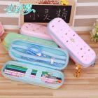 小灵精 3816 多功能男女儿童创意笔盒 下单备注颜色(单位:个)